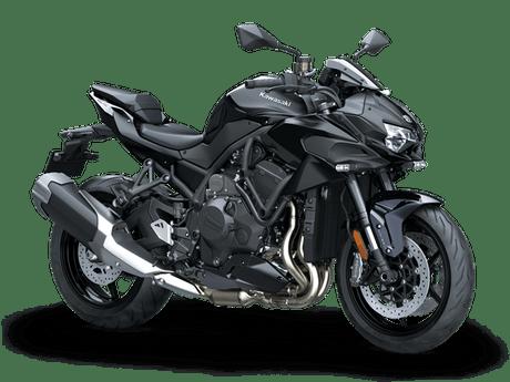 Kawasaki Z H2 Hitam