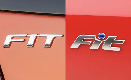 Logo Honda Fit Lawas