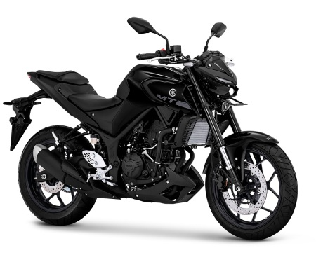 MT-25 Metallic Black