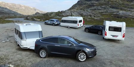 Tesla MOdel X vs Mercy EQC vs Audi e-tron