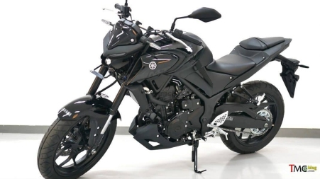 Yamaha MT-25 Facelift 2019