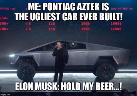 Meme Cybertruck
