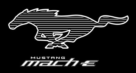 Logo/Emblem Ford Mustang Mach E