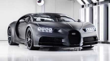 Chiron Sport Edition Noire Sportive