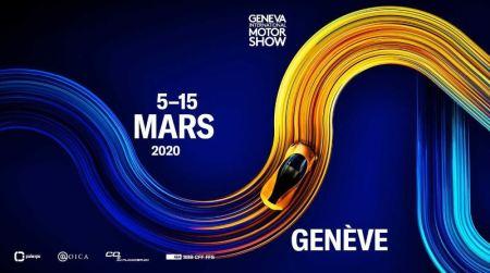 Geneva Motor Show 2020