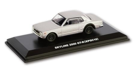 Diecast Skyline GT-R Hakosuka
