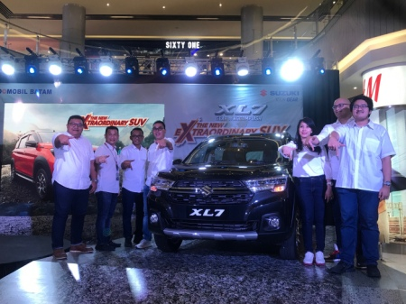 Launching Suzuki XL7 Batam