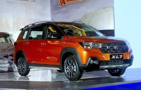 Suzuki XL7 Segera Meluncur di Batam