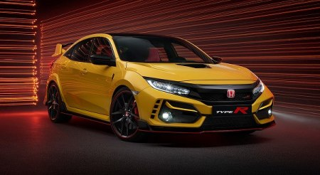 Honda Civic Type R Limited Editon
