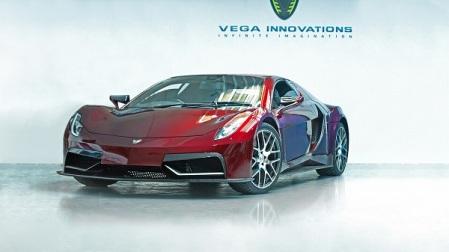 Vega EVX - Supercar Srilanka (1)