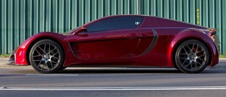 Vega EVX - Supercar Srilanka