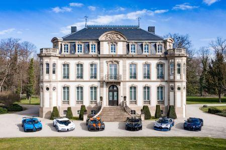 Bugatti Semua Mobil