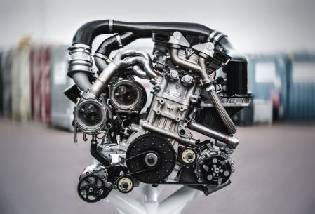 Mesin Koenigsegg Gemera