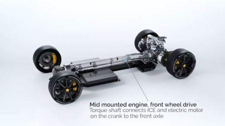 Layout Mesin Koenigsegg Gemera2