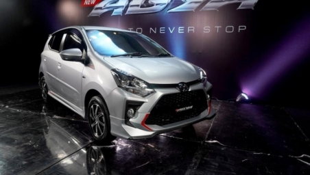 Launching Toyota New Agya 2020 (1)