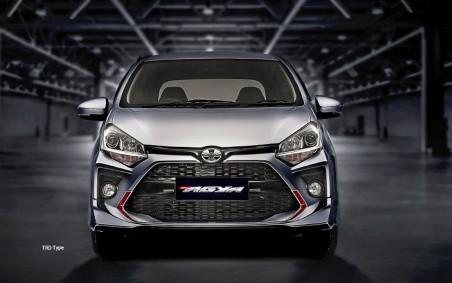 Toyota New Agya 2020