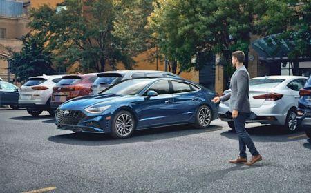 Hyundai Sonata Smart Park 2