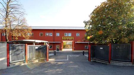 Pabrik Ferrari di Maranello