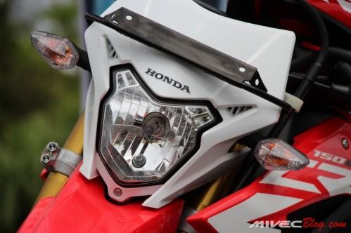 Lampu sein depan Honda CFR150L