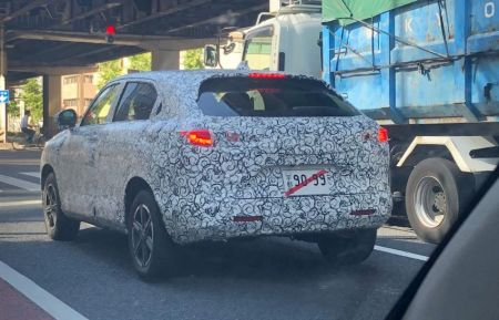 Spyshot New Honda HR-V 2021 (3)