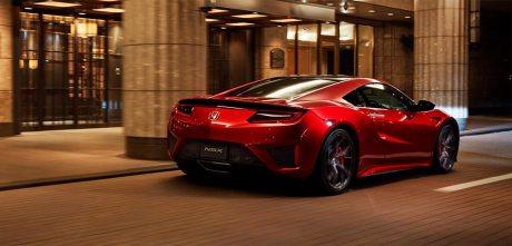 Honda NSX Discontinue di Australia