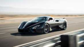 SSC Tuatara - Mobil tercepat di Dunia (1)