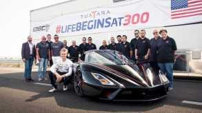 SSC Tuatara - Mobil tercepat di Dunia (2)